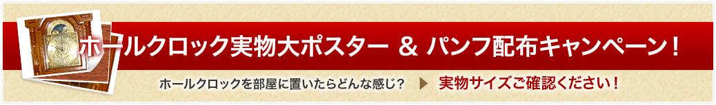 ポスター・パンフ配布キャンペーン